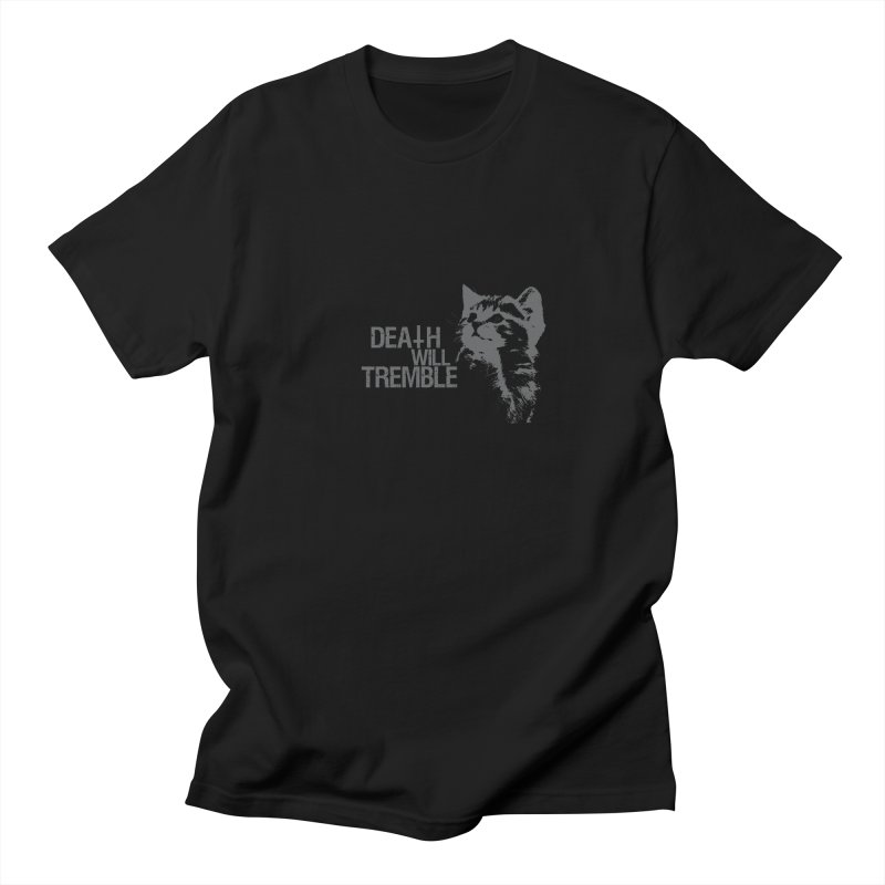 here kitty! Men's T-Shirt by DEATH WILL TREMBLE