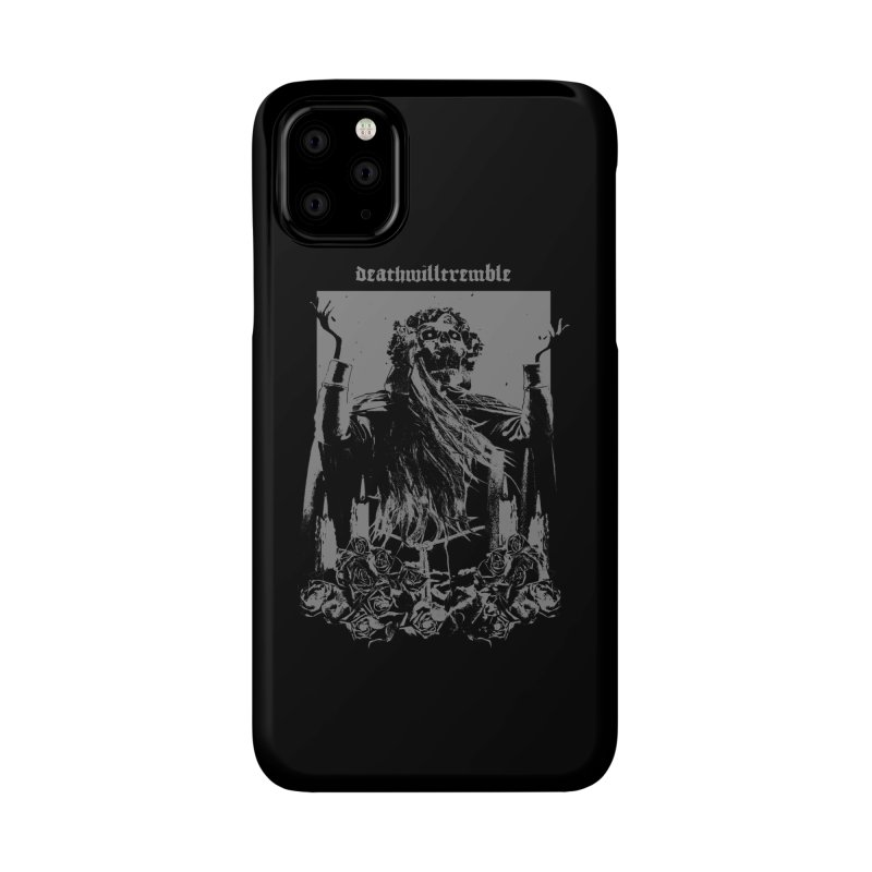 holy death. Accessories Phone Case by DEATH WILL TREMBLE