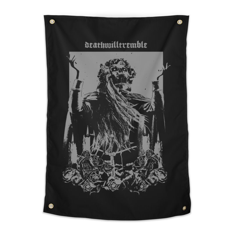 holy death. Home Tapestry by DEATH WILL TREMBLE