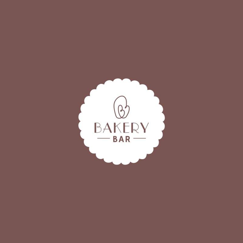 Bakery Bar Logo Women's V-Neck by debbiedoesdoberge's Artist Shop