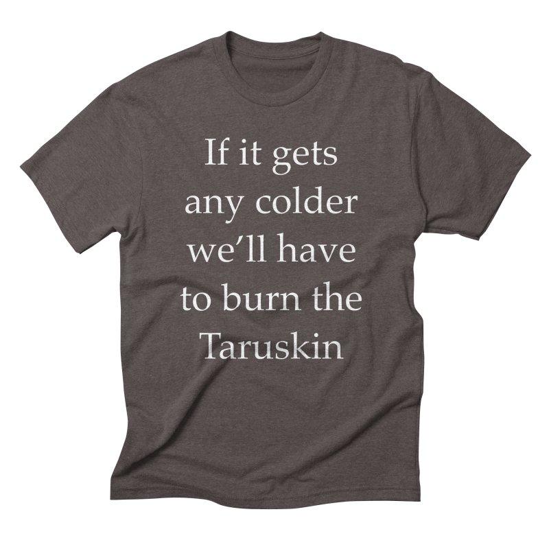 Taruskin Men's Triblend T-Shirt by Debutee