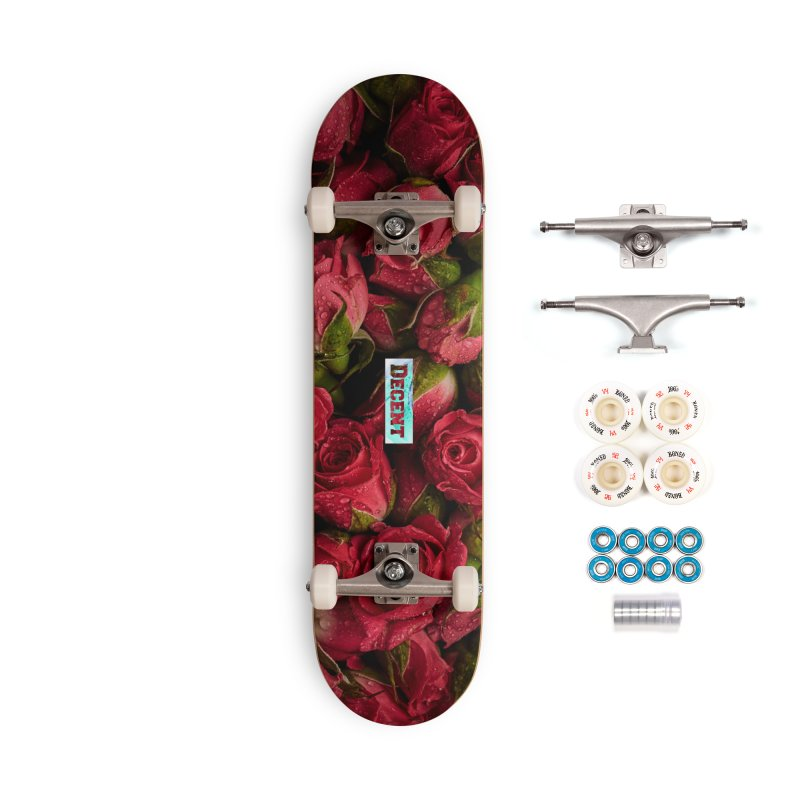 Roses Accessories Skateboard by Decent