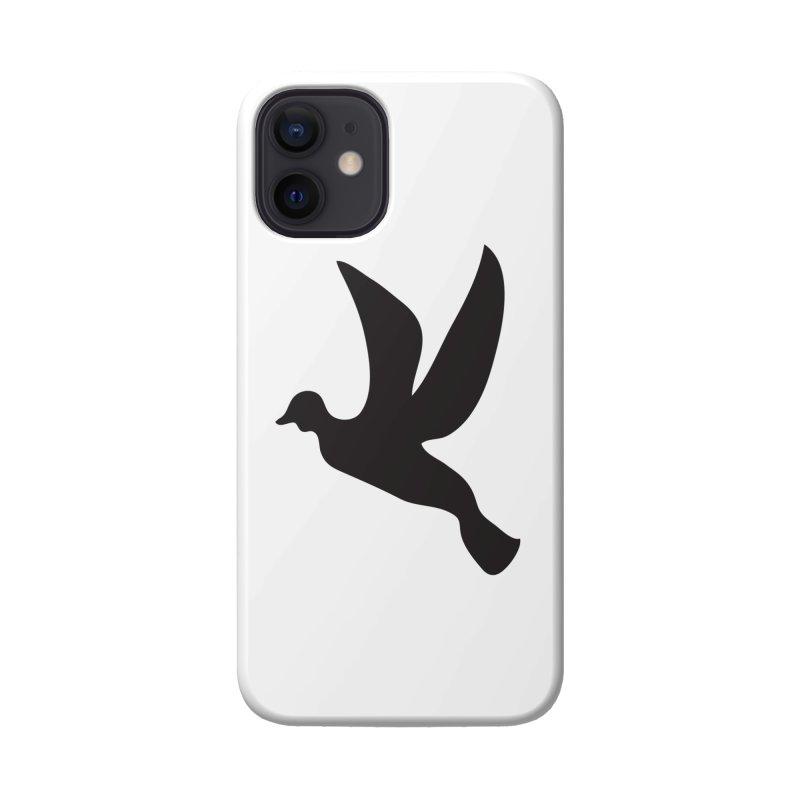 0007 Black Image 7 Accessories Phone Case by decomark's Artist Shop