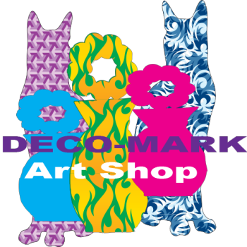 decomark's Artist Shop Logo