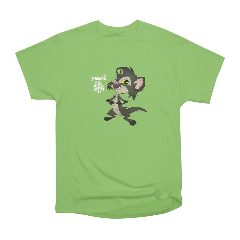 Monchi the Chupa Slayer Men's Heavyweight T-Shirt by Dedos tees