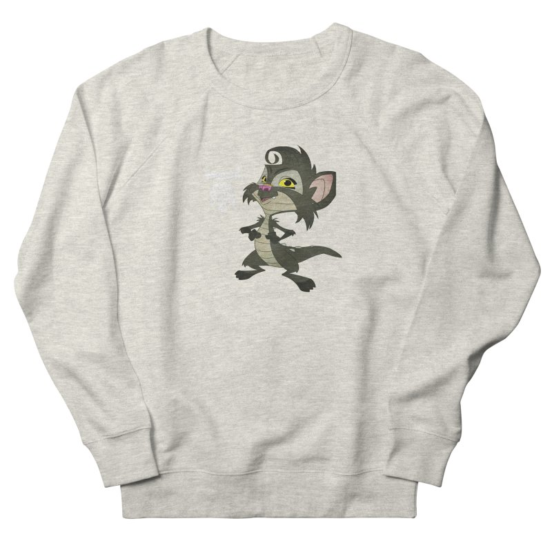 Monchi the Chupa Slayer Men's French Terry Sweatshirt by Dedos tees