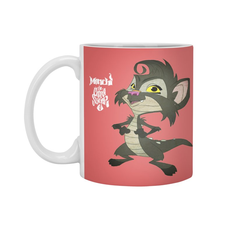 Monchi the Chupa Slayer Accessories Standard Mug by Dedos tees