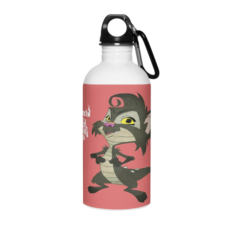 Monchi the Chupa Slayer Accessories Water Bottle by Dedos tees
