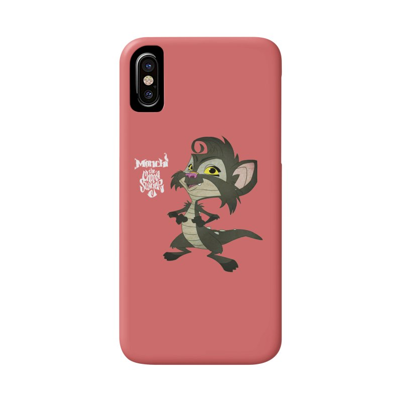 Monchi the Chupa Slayer Accessories Phone Case by Dedos tees