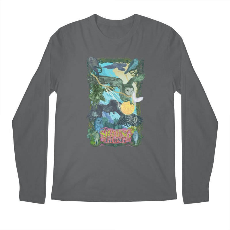 Sleepin' is Givin' in Men's Longsleeve T-Shirt by Dedos tees