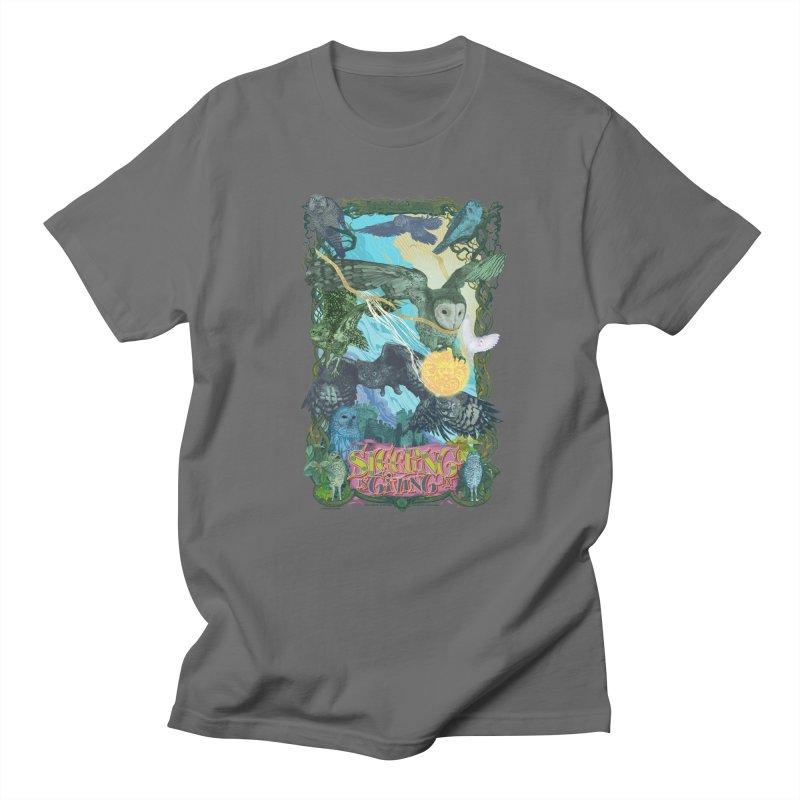 Sleepin' is Givin' in Men's T-Shirt by Dedos tees