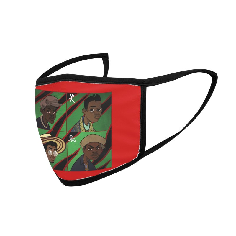 Classic example of a... Accessories Face Mask by Dedos tees