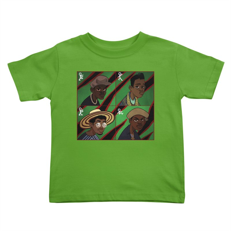 Classic example of a... Kids Toddler T-Shirt by Dedos tees