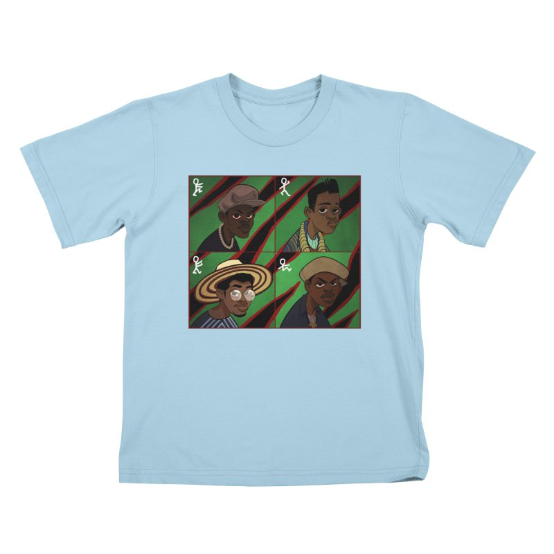 Classic example of a... Kids T-Shirt by Dedos tees