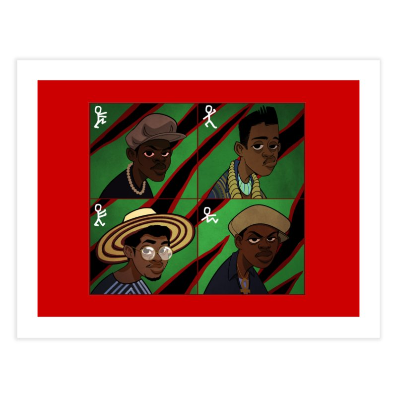 Classic example of a... Home Fine Art Print by Dedos tees