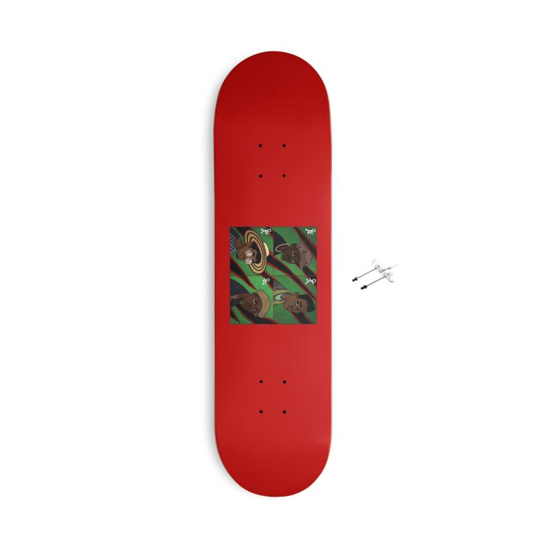 Classic example of a... Accessories Skateboard by Dedos tees