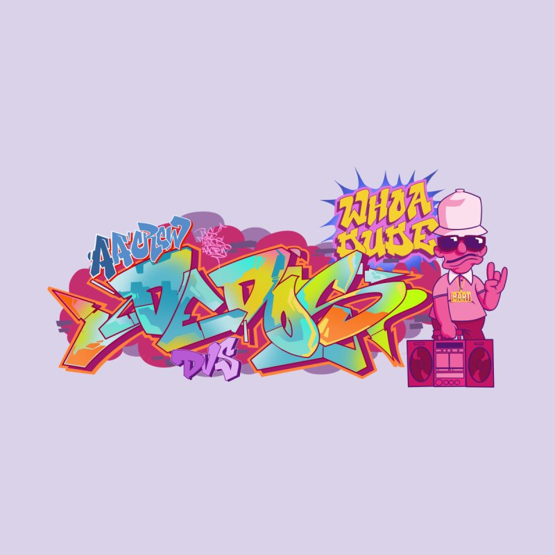 Dedos Graffiti letters 1 by Dedos tees