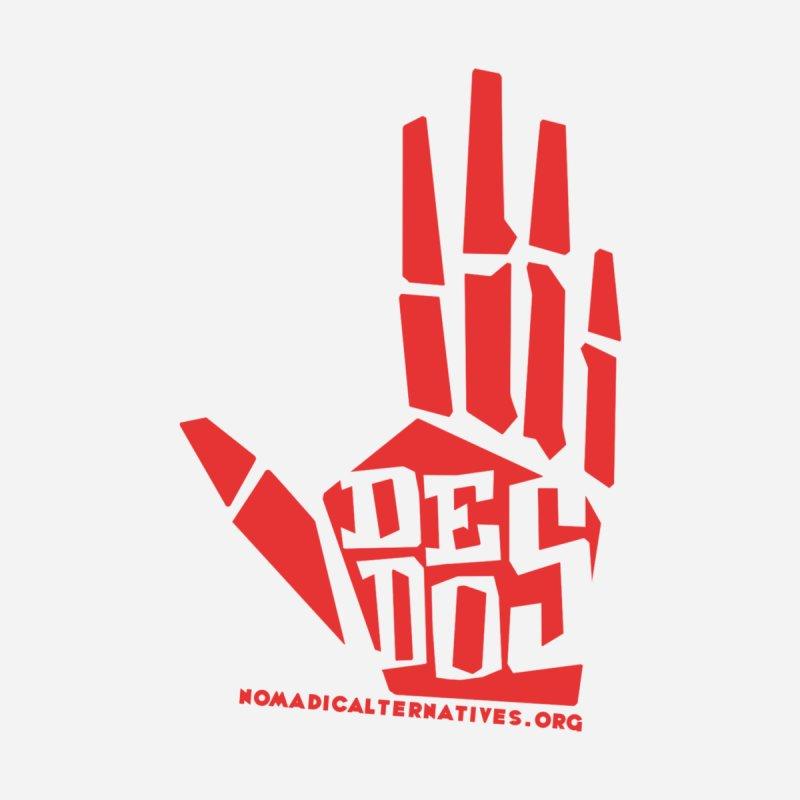 Dedos Logo Home Fine Art Print by Dedos tees