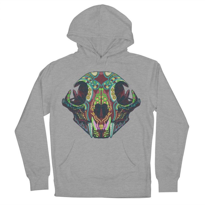 Sugar Lynx Men's Pullover Hoody by Dedos tees