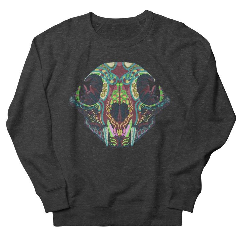 Sugar Lynx Men's Sweatshirt by Dedos tees