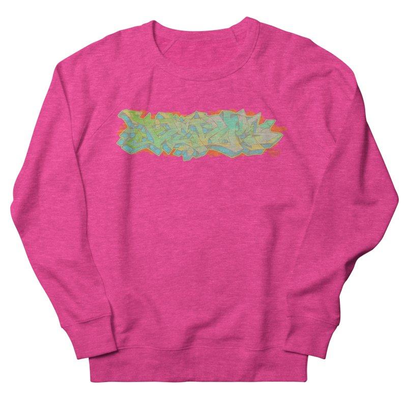 Dedos Graffiti letters 5 Women's Sweatshirt by Dedos tees