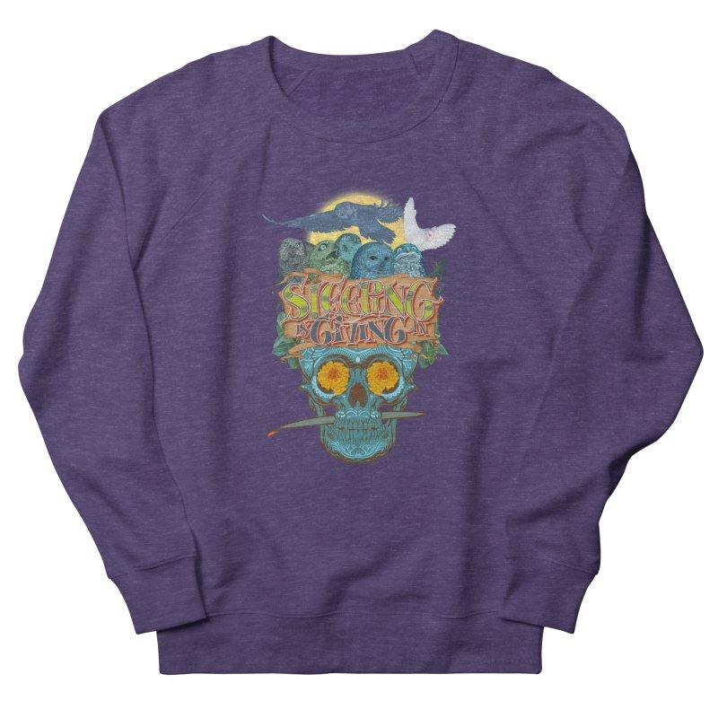 Sleepin' is givin' in 2  Women's Sweatshirt by Dedos tees