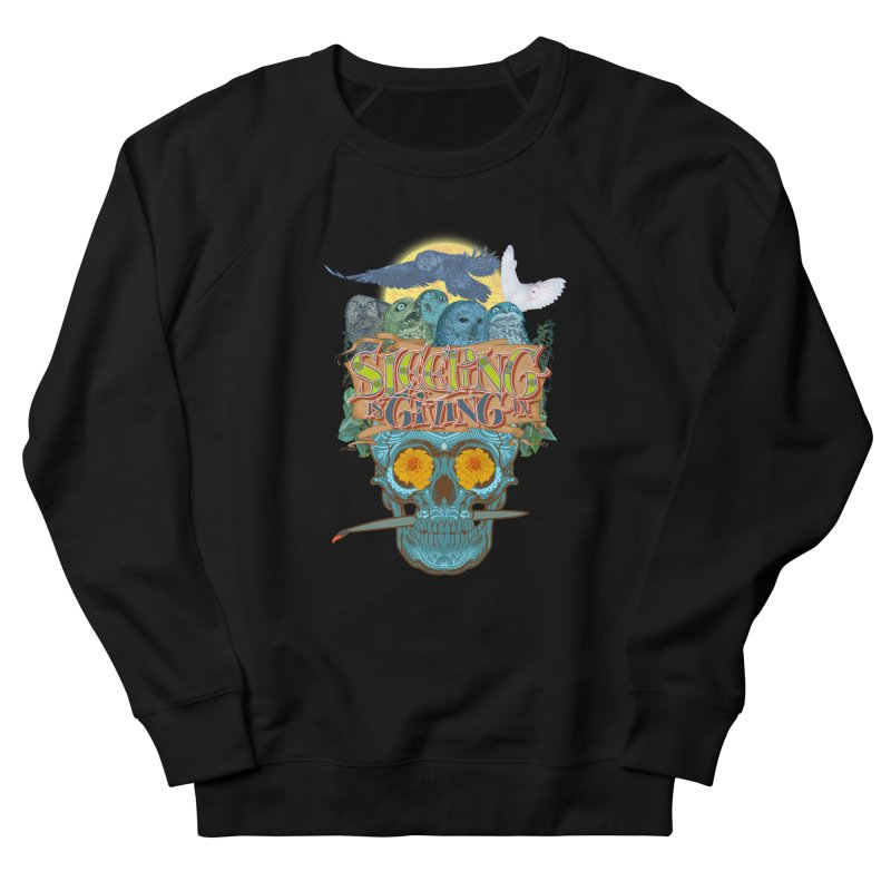 Sleepin' is givin' in 2  Men's Sweatshirt by Dedos tees