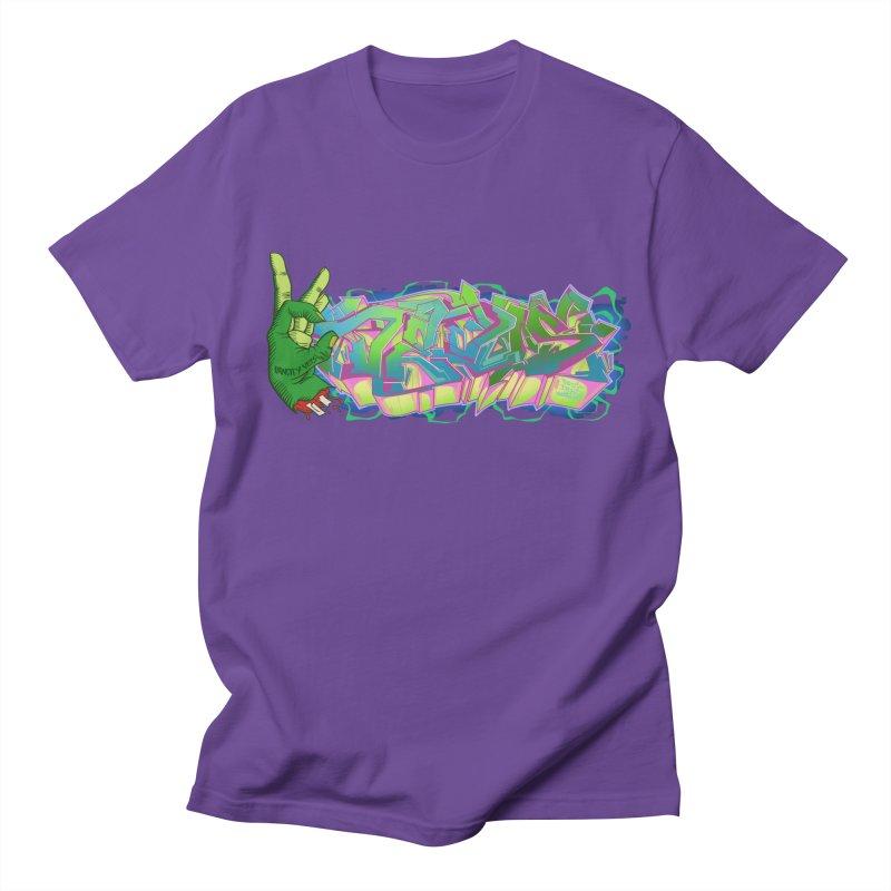 Dedos Graffiti letters 2 Women's Unisex T-Shirt by Dedos tees