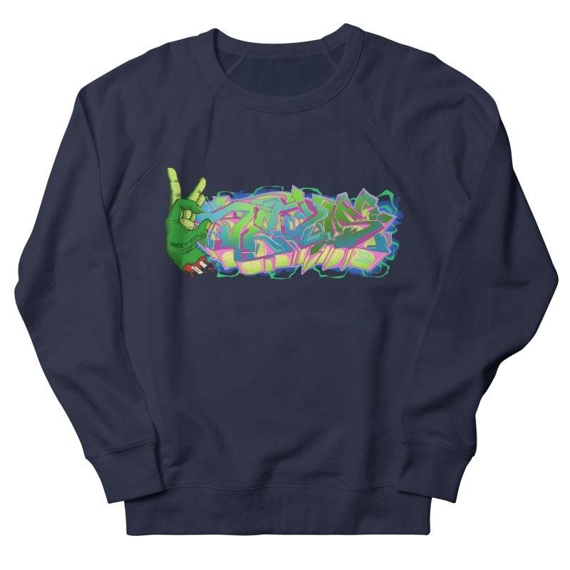 Dedos Graffiti letters 2 Men's Sweatshirt by Dedos tees