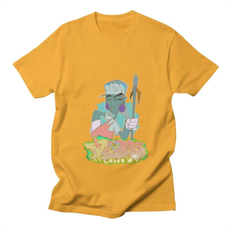 Bboy Azteca Women's Unisex T-Shirt by Dedos tees