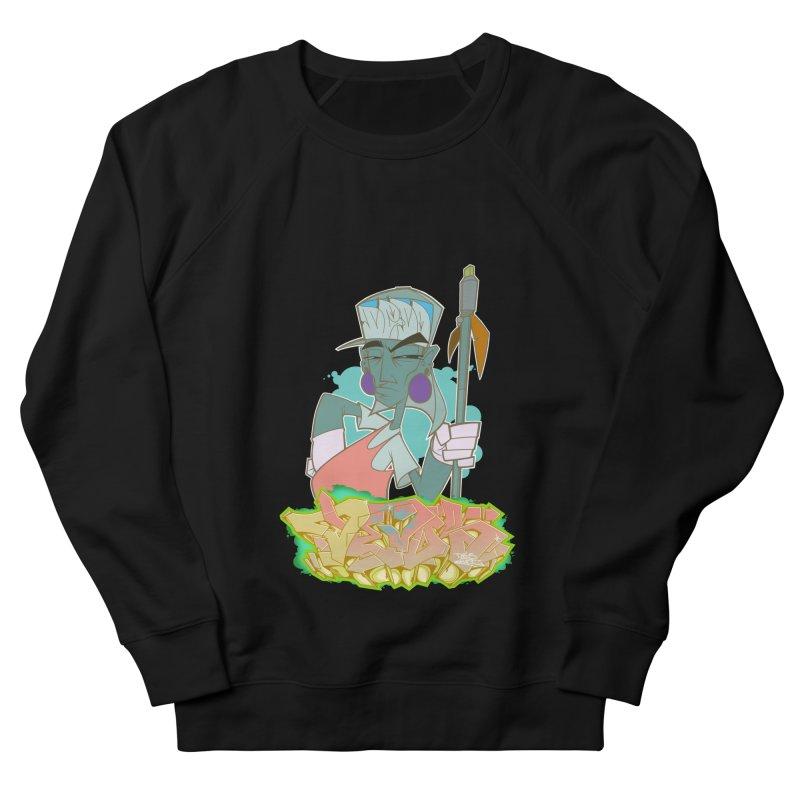 Bboy Azteca Men's Sweatshirt by Dedos tees