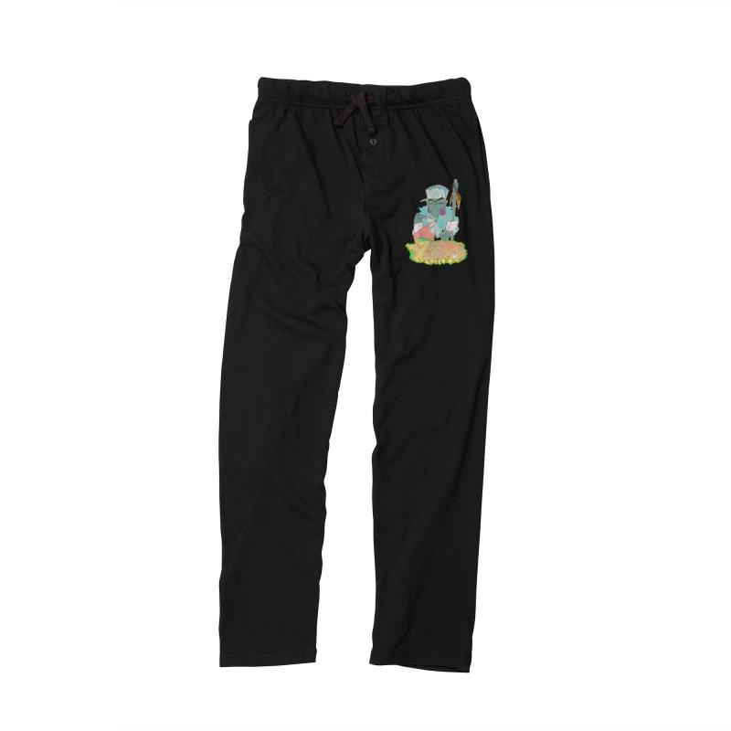 Bboy Azteca Men's Lounge Pants by Dedos tees