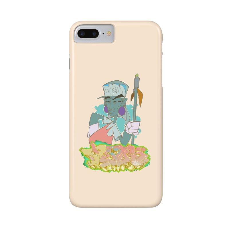 Bboy Azteca Accessories Phone Case by Dedos tees