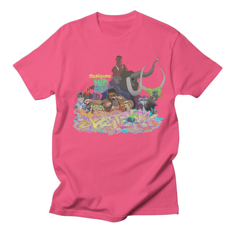 Prehistoric hip Hop Men's T-shirt by Dedos tees