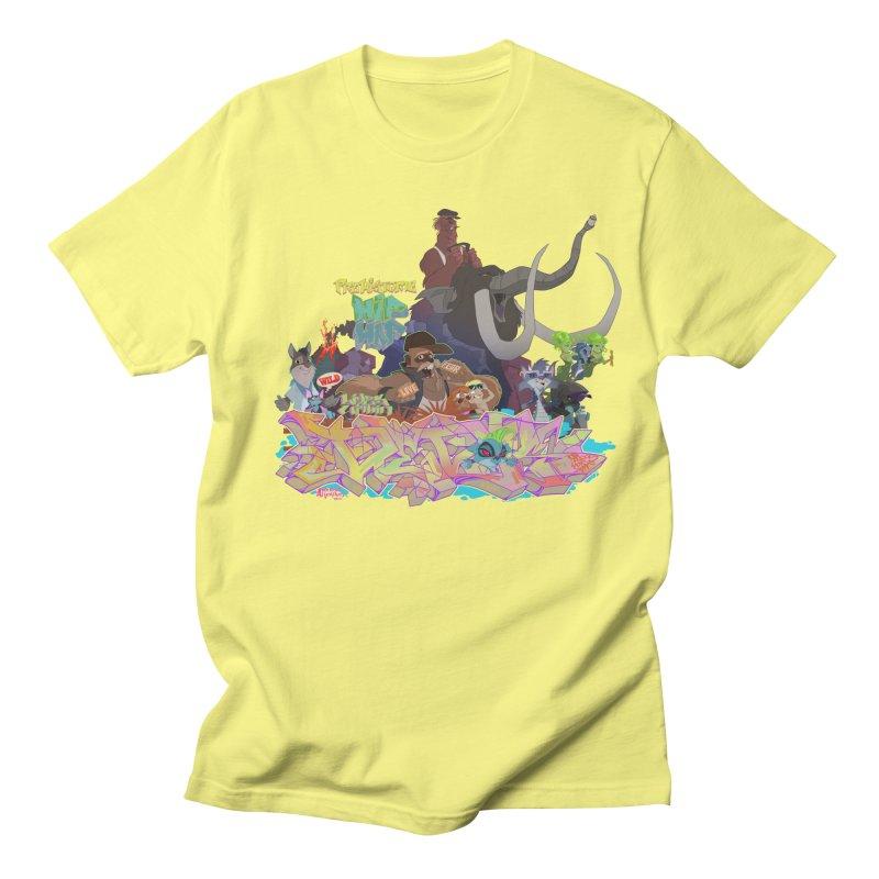 Prehistoric hip Hop Women's Unisex T-Shirt by Dedos tees