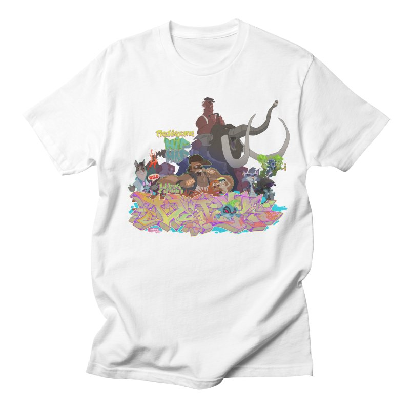Prehistoric hip Hop Men's T-Shirt by Dedos tees