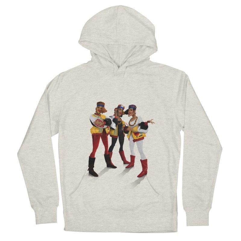 Salt n Pepa Women's Pullover Hoody by Dedos tees
