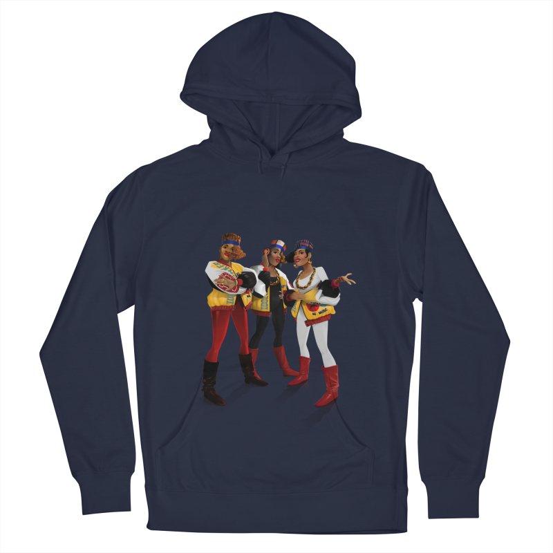 Salt n Pepa Men's Pullover Hoody by Dedos tees