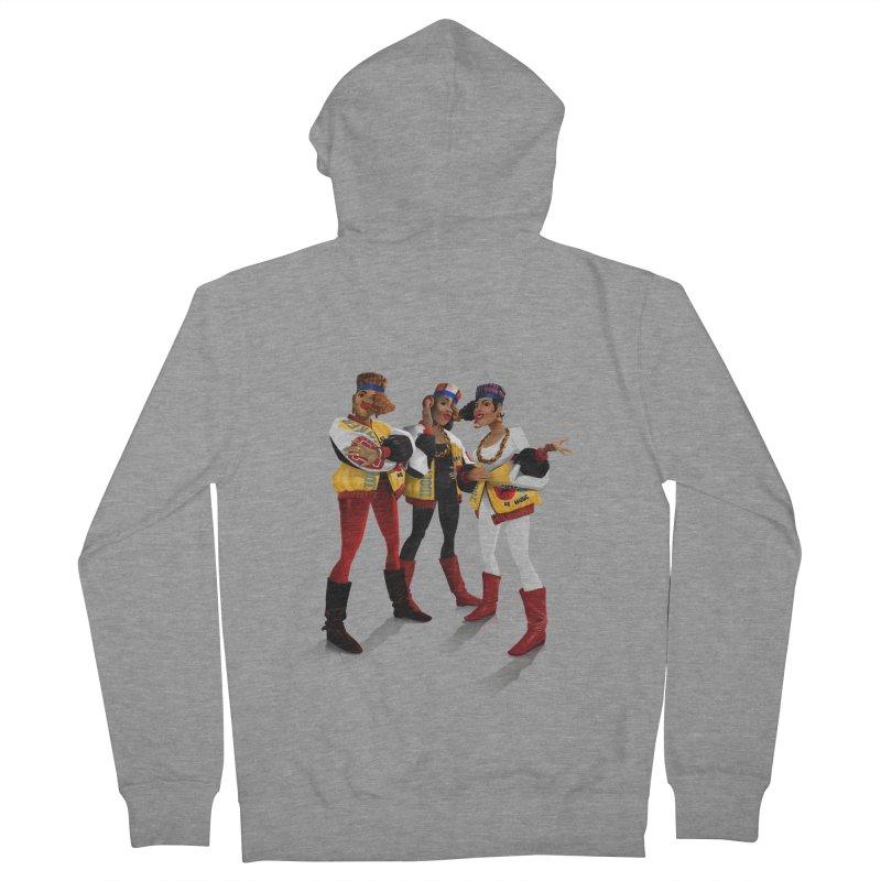 Salt n Pepa Women's Zip-Up Hoody by Dedos tees