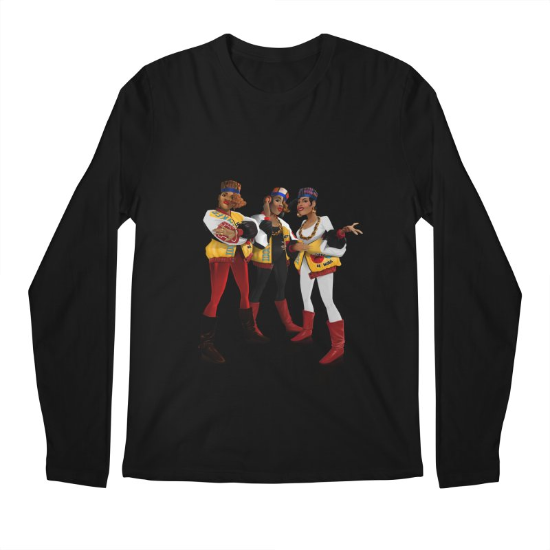 Salt n Pepa Men's Regular Longsleeve T-Shirt by Dedos tees