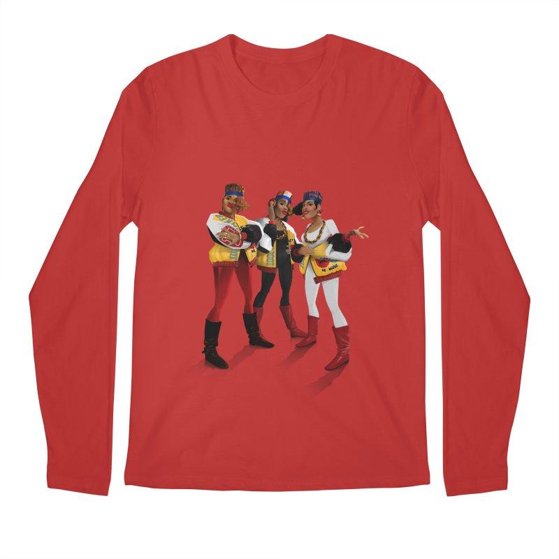 Salt n Pepa Men's Longsleeve T-Shirt by Dedos tees