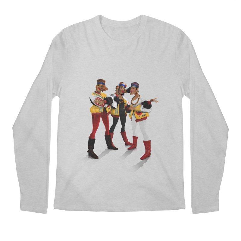 Salt n Pepa Men's Regular Longsleeve T-Shirt by Dedos tees