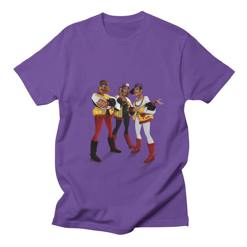 Salt n Pepa Women's Regular Unisex T-Shirt by Dedos tees