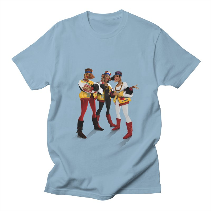 Salt n Pepa Men's Regular T-Shirt by Dedos tees