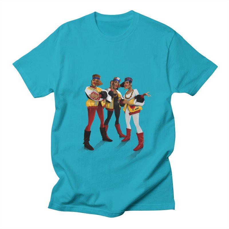 Salt n Pepa Men's T-shirt by Dedos tees