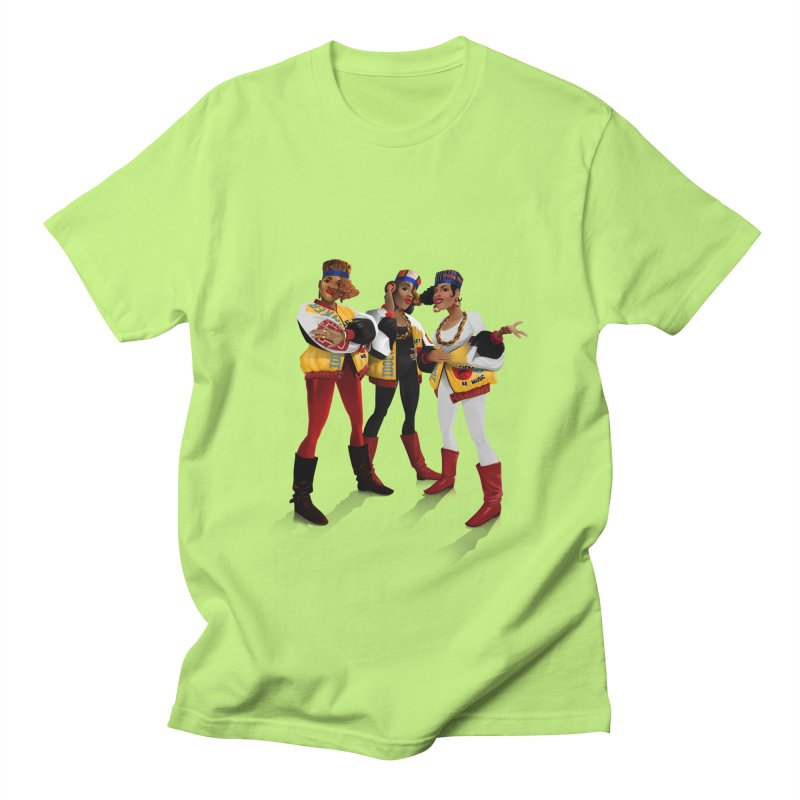 Salt n Pepa Women's Unisex T-Shirt by Dedos tees