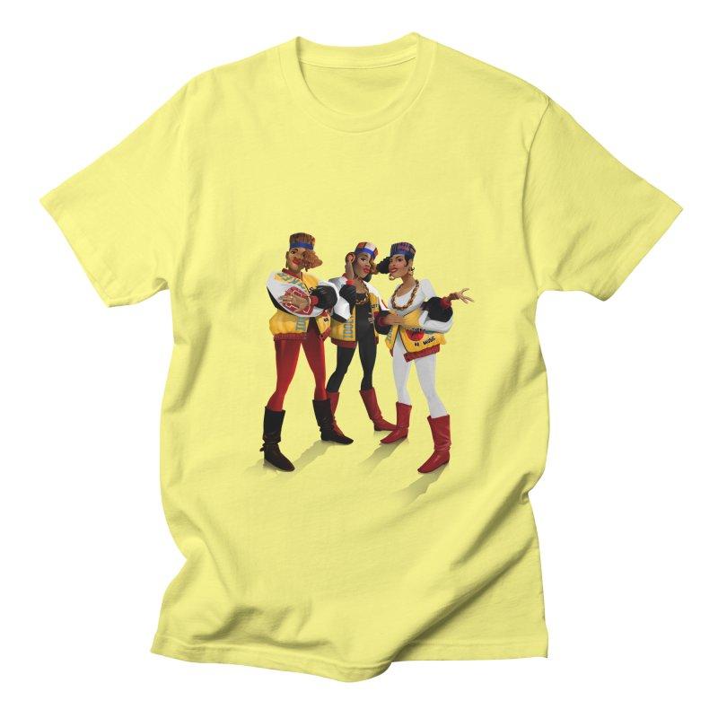 Salt n Pepa Men's Regular T-Shirt by Dedos tees
