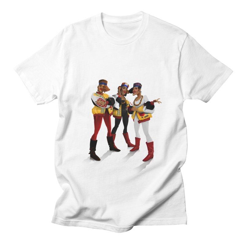 Salt n Pepa Women's Regular Unisex T-Shirt by Dedos tees