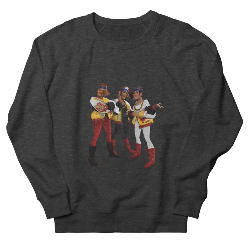 Salt n Pepa Men's French Terry Sweatshirt by Dedos tees