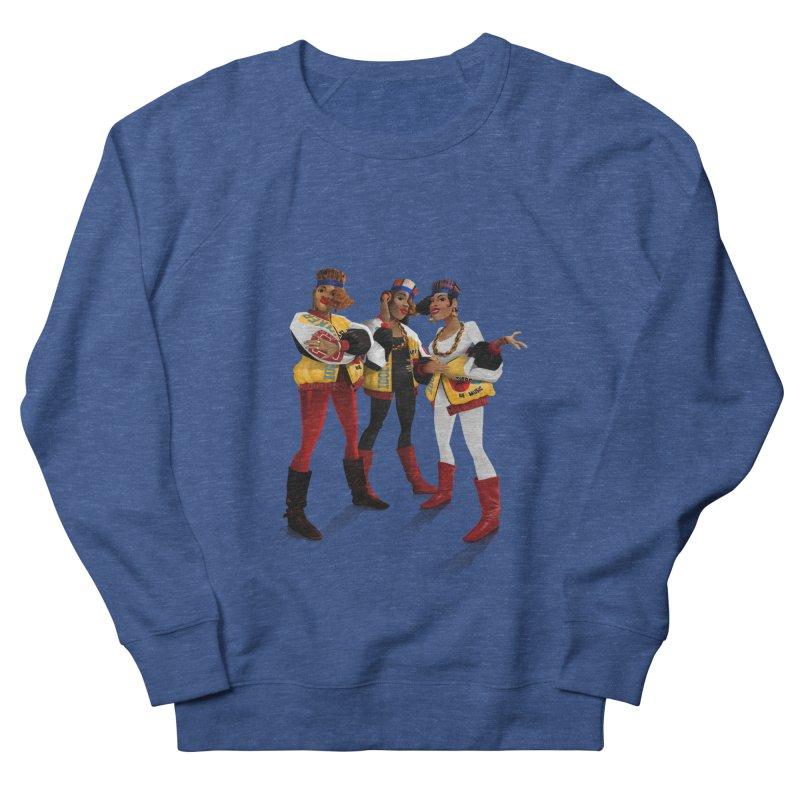 Salt n Pepa Men's French Terry Sweatshirt by Dedos tees